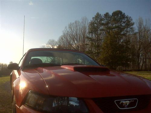 Aaron Chandler's 2004 Ford Mustang GT Convertible