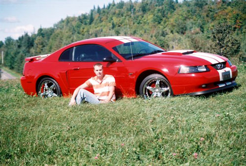 Aaron Faulkner's 1999-04 Ford Mustang GT