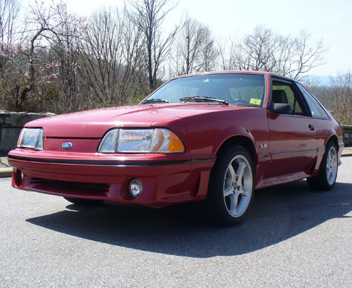 Adam Costa's 1987 Ford Mustang GT