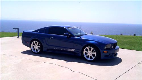 Alex Hernandez's 2007 Ford Saleen S281