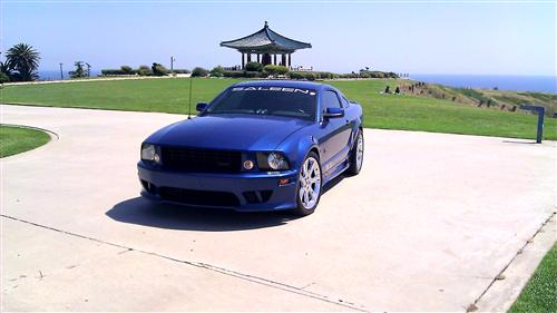 2007 Ford Saleen S281 - Alex Hernandez's 2007 Ford Saleen S281