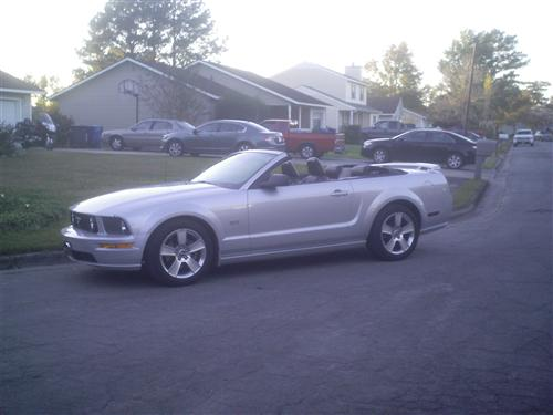 Alex Kerner's 2007 Ford Mustang GT Convertible