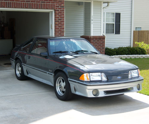 Andre Colden's 1989 Ford Mustang GT