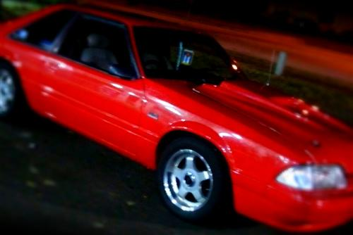Andy su's 1987 ford mustang lx