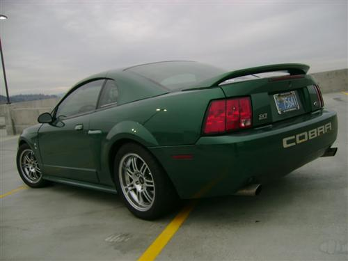 Andy Tamlyn's 2000 Ford Mustang