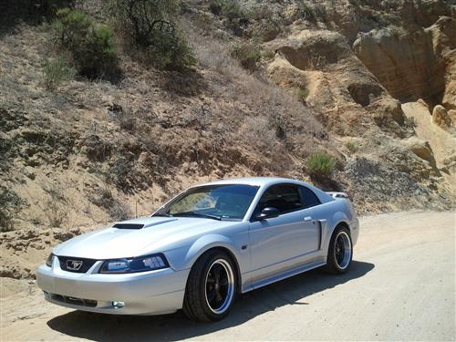 Angel Garza's 2002 Ford Mustang GT