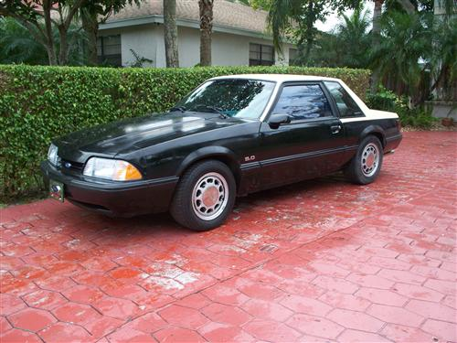 anthony Caruso's 1987 Ford Mustang LX 5.0