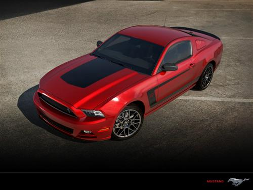 anthony di maggio's 2014 ford mustang