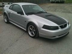 Anthony Ferrario's 2000 Ford Mustang