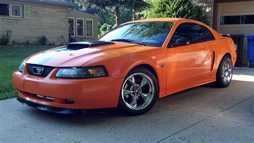 Anthony Pollitt's 2001 Ford Mustang G.T.