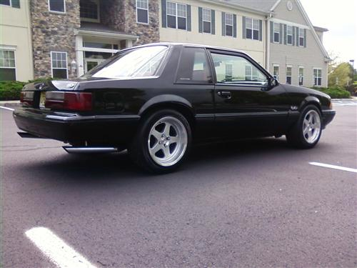 1988 ford mustang notchback - anthony ruggiero's 1988 ford mustang notchback