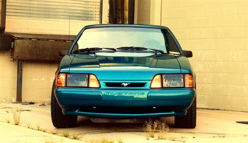 Art Coleman's 1993 Ford Mustang Lx Coupe