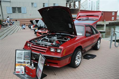 Benjamin Warfield's 1982 Ford Mustang GT