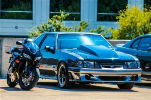 Benny Arevalo's 1988 Ford Mustang GT