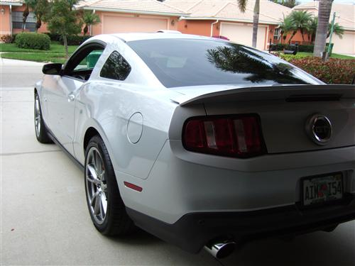 Bill Johnston's 2012 Ford Mustang 5.0`