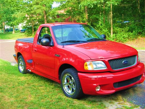 billiejo eppes' 1999 ford lightning