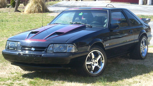 Blake Lingafelter's 1991 Ford Mustang LX