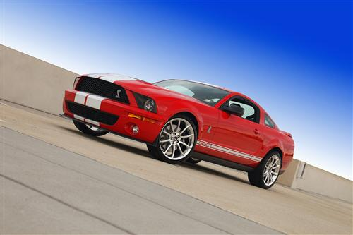 2008 Ford Shelby GT500 - Bob Rahner's 2008 Ford Shelby GT500