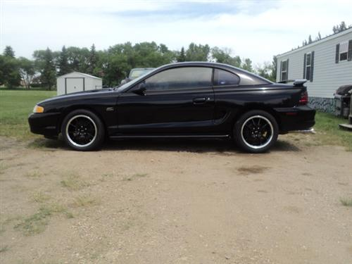 1995 ford Mustang GT - Brad  Johnson's 1995 ford Mustang GT