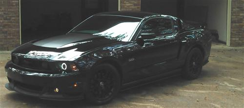 Brad Page's 2011 Ford Mustang GT