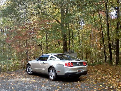 brandon gage's 2012 Ford Mustang