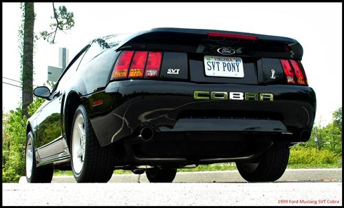 1999 Ford Mustang SVT Cobra - Brandon Sawyer's 1999 Ford Mustang SVT Cobra