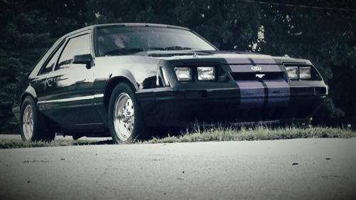 Brent  Moyer's 1986 Ford  Mustang GT