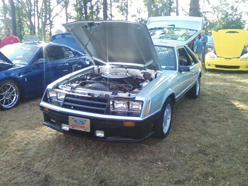 Brent Phillips' 1979 Ford Mustang
