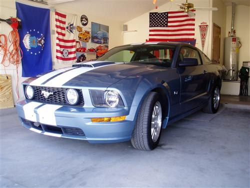 Brian M's 2007 Ford Mustang GT