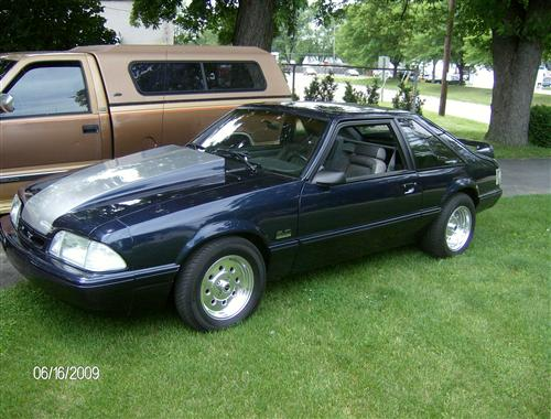 89 Mustang LX - Brian Williams' 89 Mustang LX