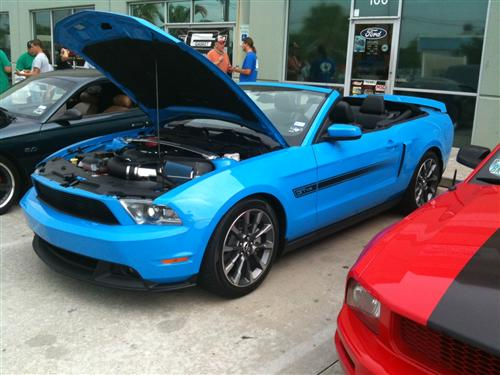 Brock A's 2011 Ford  Mustang