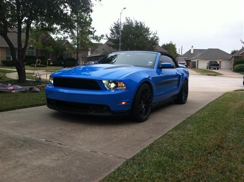 Brock Anderson's 2011 Ford Mustang