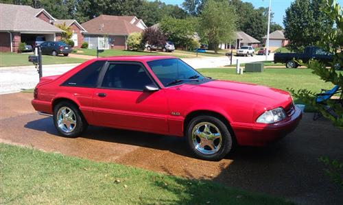Caleb Richards' 1992 Ford Mustang