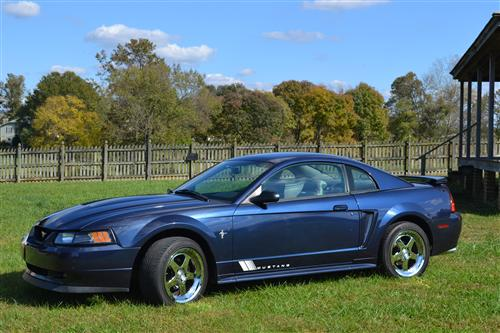 Caleb Younts' 2003 Ford Mustang