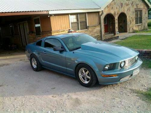 CASS MADDUX's 2006 FORD MUSTANG GT