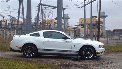 Chad Miller's 2010 Ford Mustang