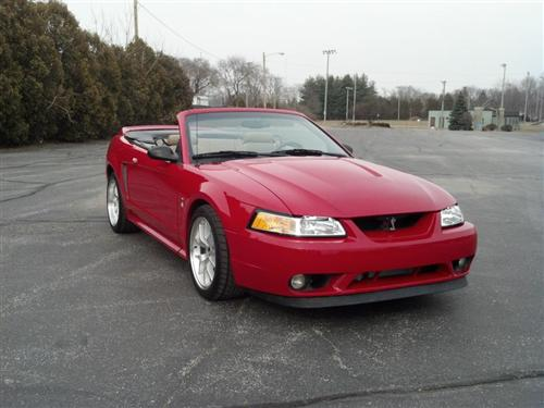 Charles Decker's 1999 Ford Mustang Cobra