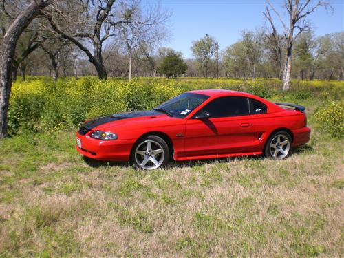 Charles Henry's 1996 Ford Mustang GT