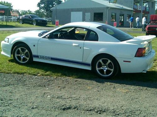 2002 roush 360 R - chester martin's 2002 roush 360 R