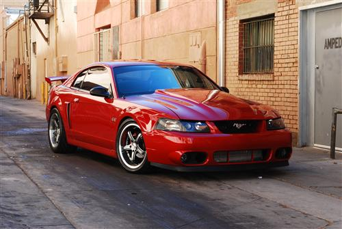 Chris Crosby's 2002 Ford Mustang GT