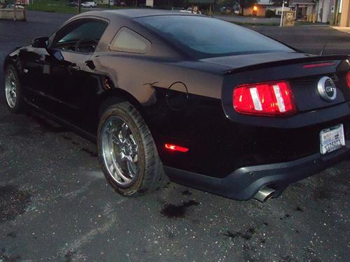 Chris Dibert's 2012 Ford Mustang GT