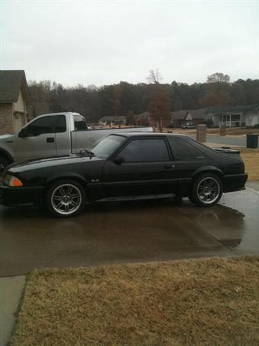 Chris Germer's 1992 Ford Mustang GT
