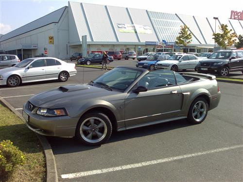 Chris Heine's 2001 Ford  Mustang GT