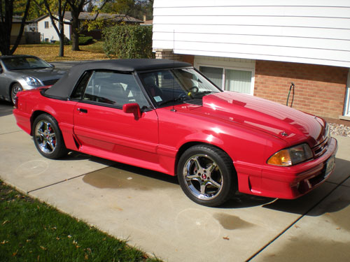Chris Lehman's 1989 Ford Mustang GT
