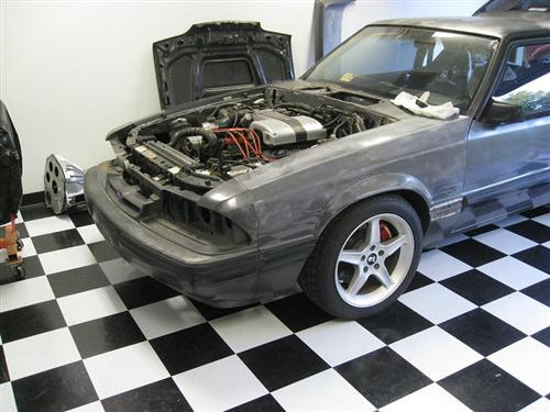 Chris Murphy's 1991 Ford Mustang LX 5.0
