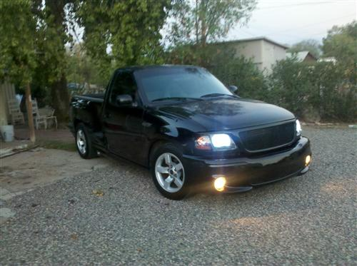 2000 ford lightning - chris perez's 2000 ford lightning
