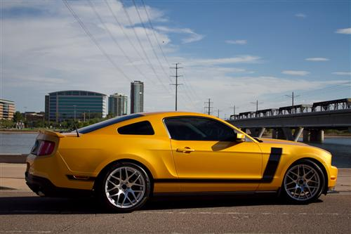 2011 Ford  Mustang GT - Chris Wynne's 2011 Ford  Mustang GT