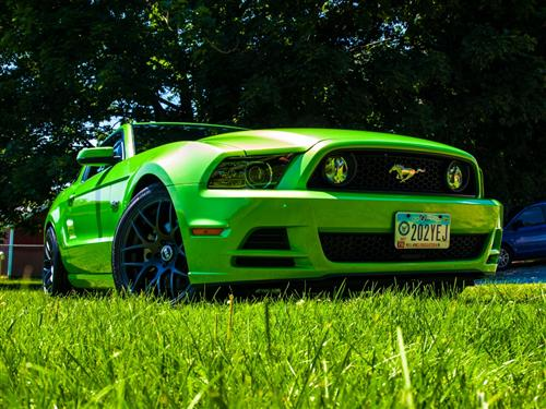 Christian Grest's 2013 Ford Mustang GT