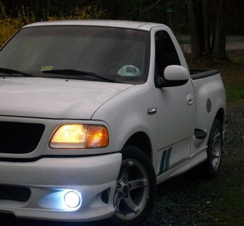 2000 Ford F-150 Lightning - Christopher Goodrich's 2000 Ford F-150 Lightning