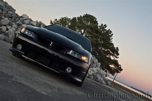 Christopher Smith's 2003 Ford Mustang (Roush Cobra)